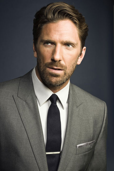 "Lundqvist is praised by photographers for his uncanny ability to look ""rugged."""