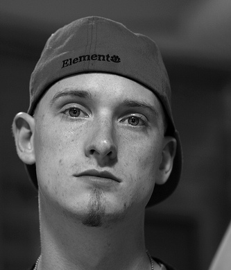 Luke Renner, 22, just can't watch World Junior Championship hockey.